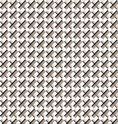 Beige fabric pattern vector image