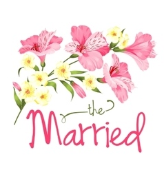 The married card vector