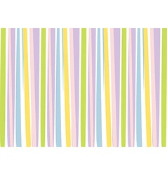 Background with colorful stripes vector