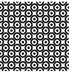 Asian seamless pattern circles texture vector