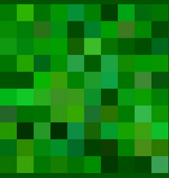 Geometrical abstract square mosaic background - vector