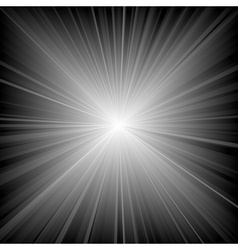 Rays Of Light vector image vector image