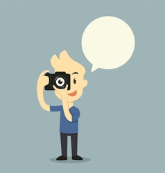 take photo vector image