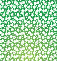 japanese flower pattern vector image vector image