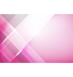 Pink abstract background geometry shine and layer vector