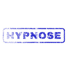 Hypnose rubber stamp vector