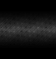 black and silver abstract background vector image vector image