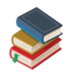 color books vector image