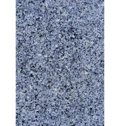 Polygonal marble sheet slab in blue black vector