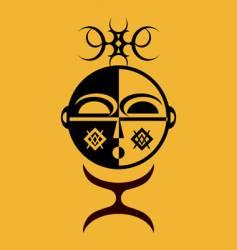 African idol vector