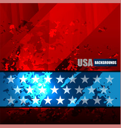 American texture background vector
