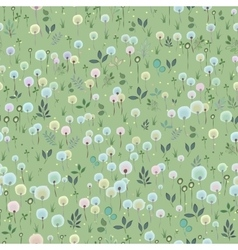 Blossoming field vector