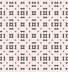 seamless texture abstract geometric pattern vector image vector image