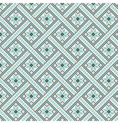 ukrainian pattern ornamentV vector image