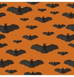 Bats pattern vector