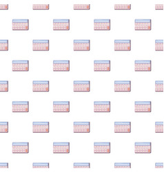 Calculator pattern vector