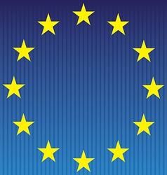 Europe Patriotic Blue Luxembourg Patriot Republic vector image vector image