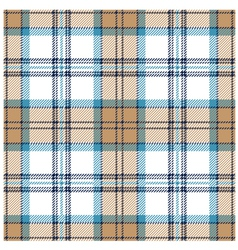 White tartan design vector