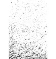 Grunge monochrome rough texture vector