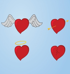 Variation of loves vector