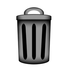 Garbage icon sign vector