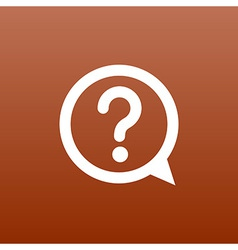 Image question mark icon solution mark symbol vector