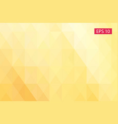 abstract geometric background from vector image vector image
