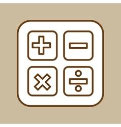business icon design vector image