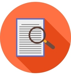 Find in document vector