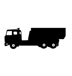 Most car truck vector