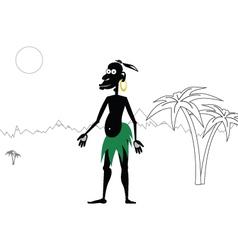 Aboriginal vector