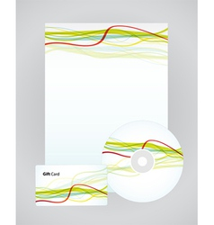 Stationary design vector