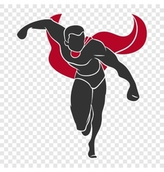 Superhero push forward vector
