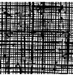 Messy grid texture vector