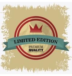 Label icon Premium and Quality design vector image vector image
