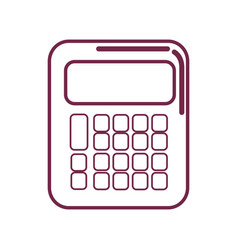 Silhouette calculator tool to study and learn vector