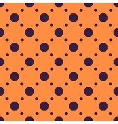 Polka dot geometric seamless pattern 5408 vector image