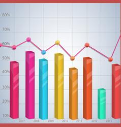 Business diagram for presentation vector