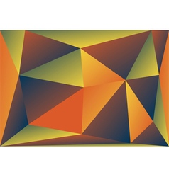 Abstract background triangles vector