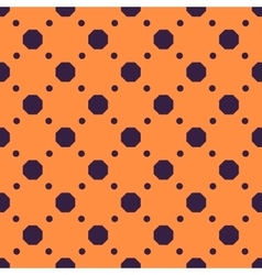 Polka dot geometric seamless pattern 5408 vector