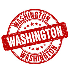 Washington stamp vector