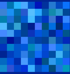 Geometric square mosaic pattern background - from vector