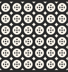Traditional geometric pattern vector
