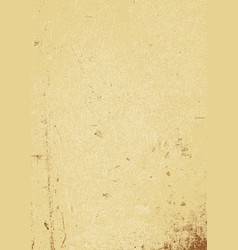 Blank aged paper background vertical a4 format vector