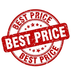 Best price stamp vector