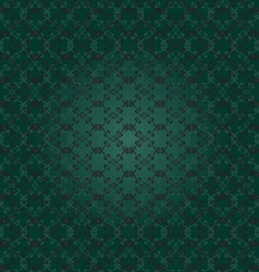 green pattern seamless vector image