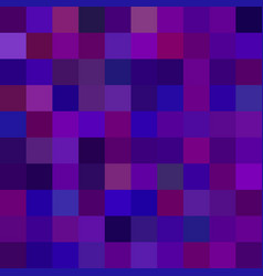 geometrical abstract square mosaic background - vector image vector image