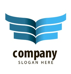 Logo printed vector