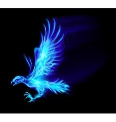 Fair hawk blue 01 vector