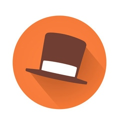 Hat vector image